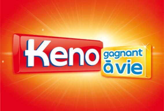 Keno gagnant à vie